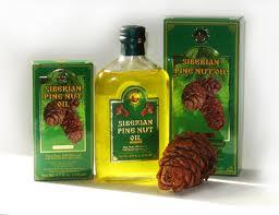 Свойства кедрового масла