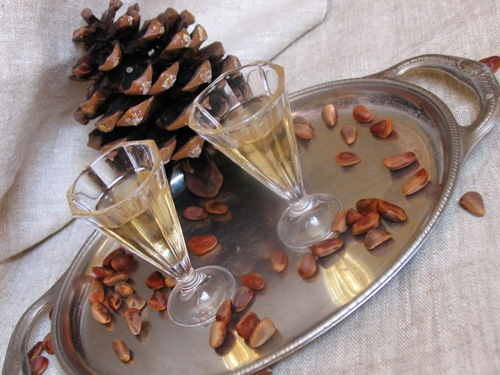 Водка на скорлупе кедровых орешках рецепт 41