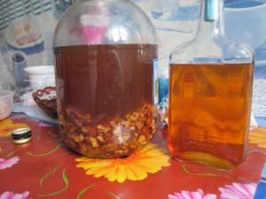 Настойка кедровых орехов для суставов